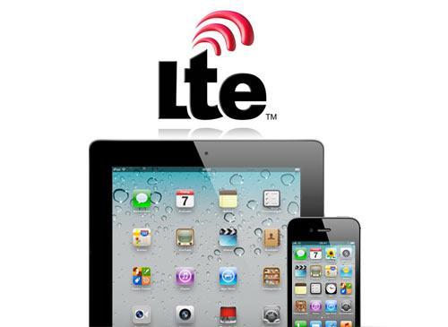 iPad e iPhone LTE