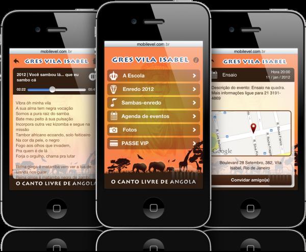 Vila Isabel - iPhones