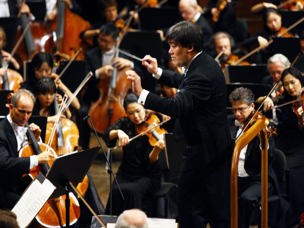 Maestro Alan Gilbert na Orquestra Filarmônica de Nova York