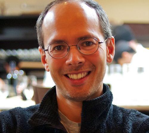 Roger Rosner, vice-presidente de iWork na Apple