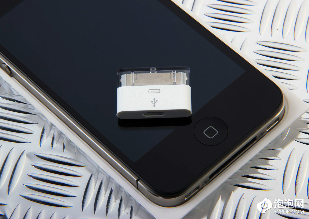 Adaptador Micro-USB para iPhone 4S