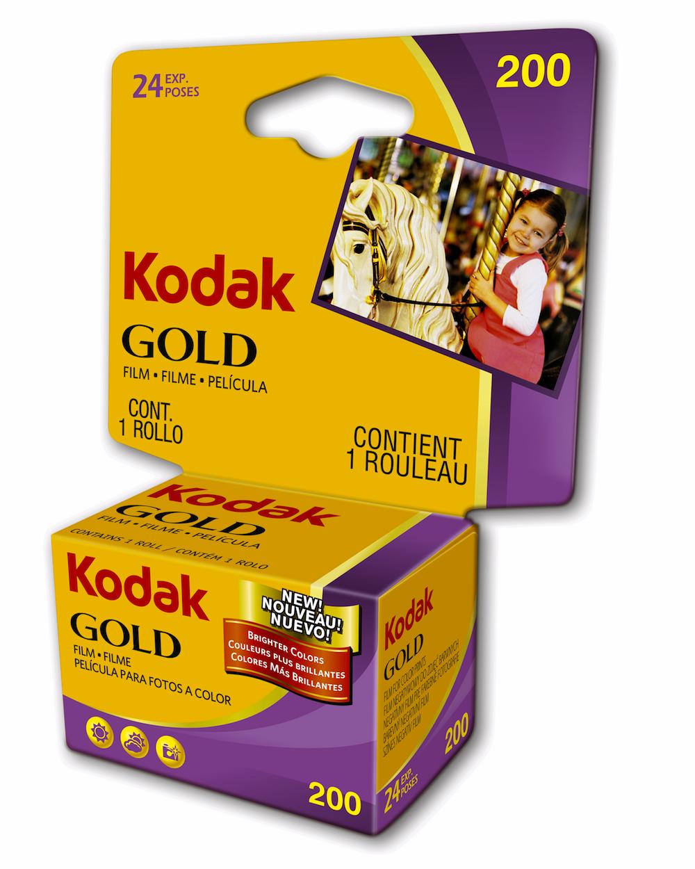 Filme - Kodak