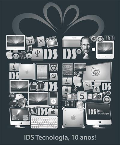 10 anos da IDS Tecnologia