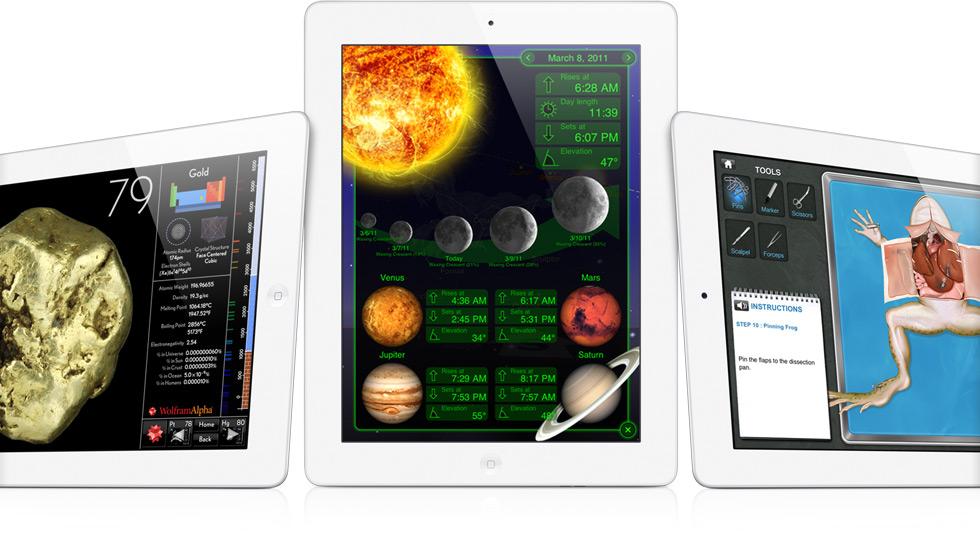 iPads - Educação