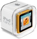 Caixa iPod nano