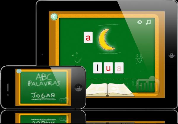 ABC Palavras - iPad e iPhone