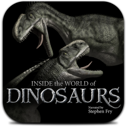 Ícone - Inside the World of Dinosaurs