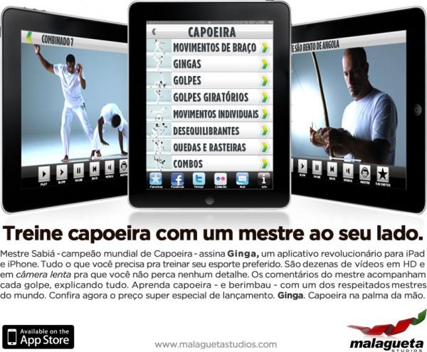 Ginga Capoeira Brasil