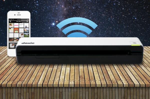 Doxie Go com Wi-Fi