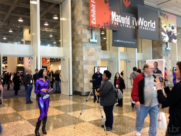 Macworld   iWorld em San Francisco