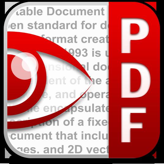 Ícone - PDF Expert