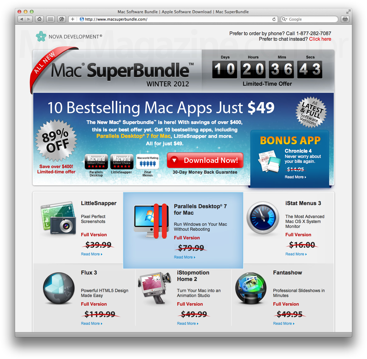 Mac SuperBundle