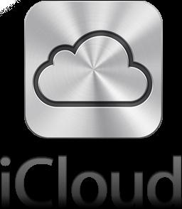 Logo/ícone do iCloud
