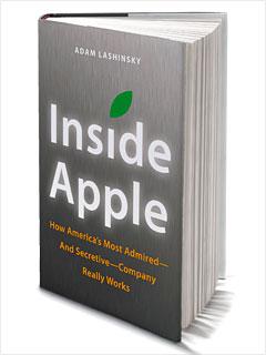 Livro Inside Apple
