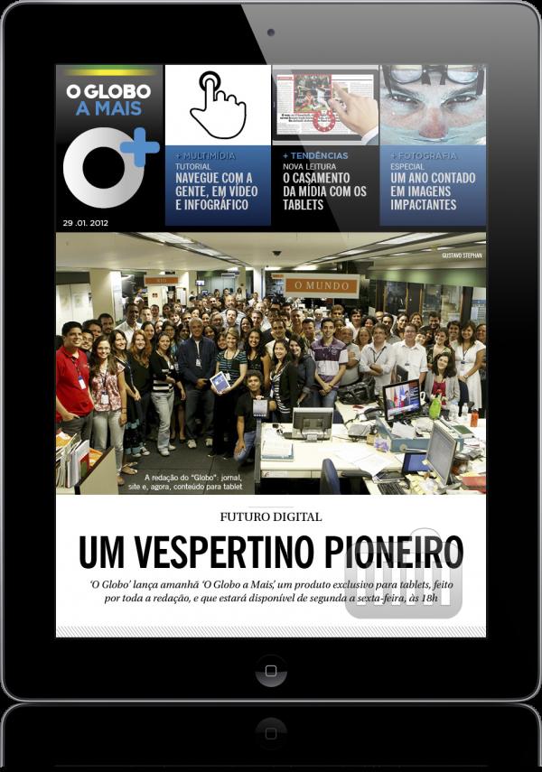 O Globo a Mais - iPad
