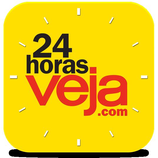 Ícone - 24 horas VEJA.com