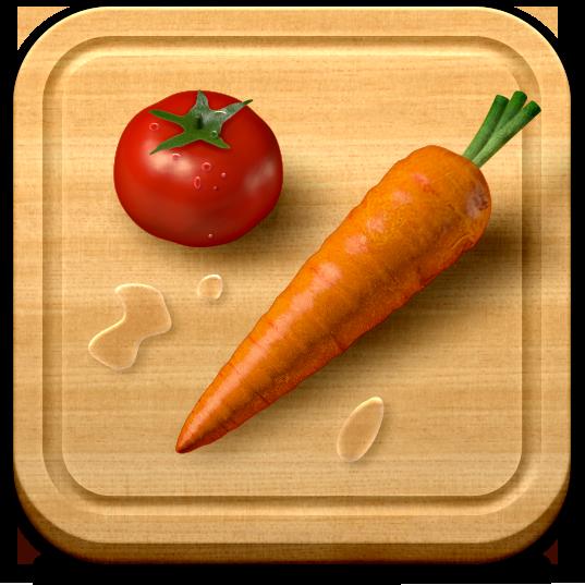 Ícone - Veggie Meals