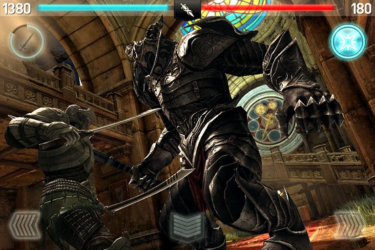 Screenshot de Infinity Blade II