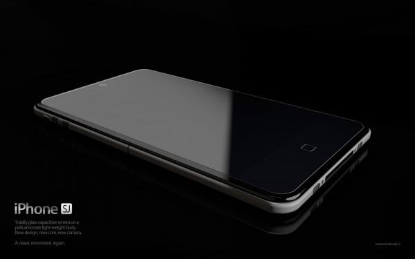 Mockup - iPhone SJ