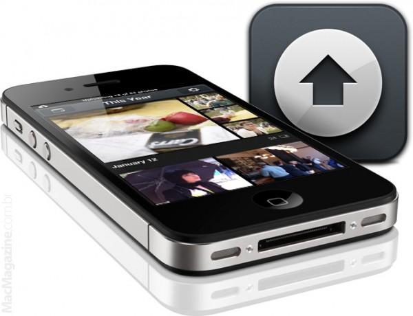 Everpix - iPhone