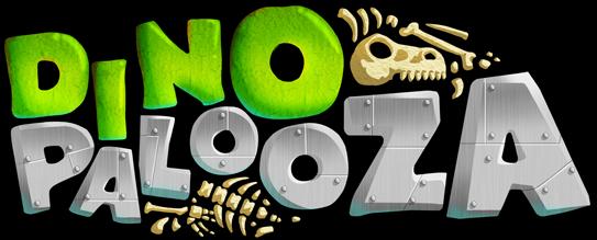 Logo - Dino Palooza