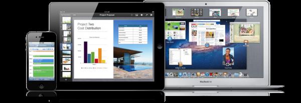 iPhone 4, iPad 2 e MacBook Air