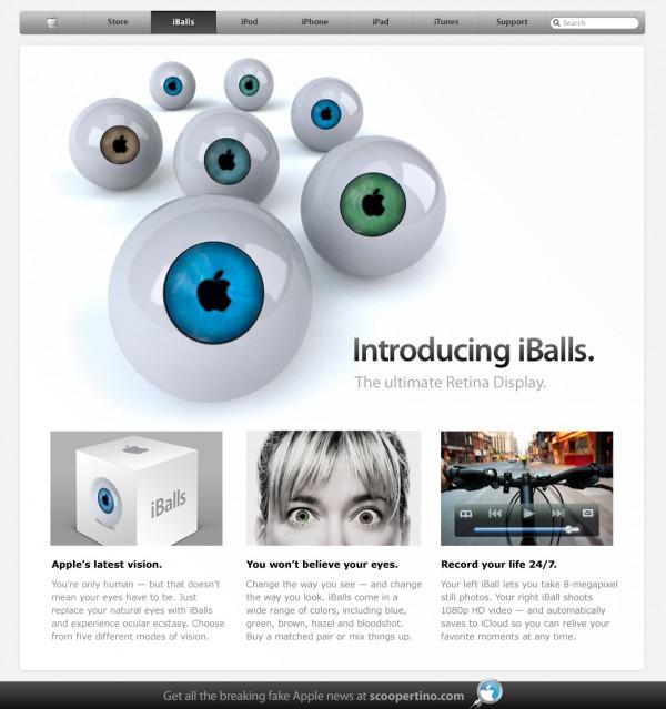 iBalls - Scoopertino