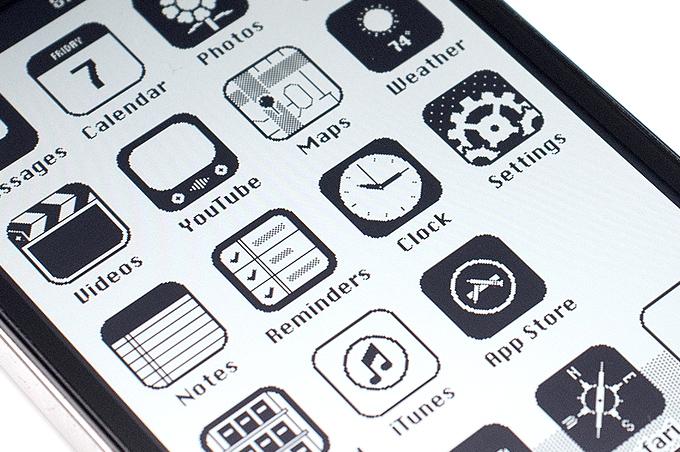 Conceito - iOS '86