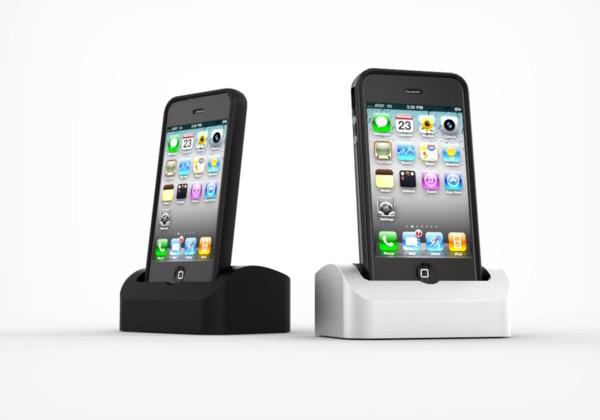 Elevation Docks com iPhones