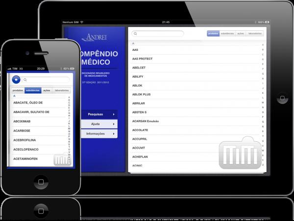 Compêndio Médico - iPad e iPhone