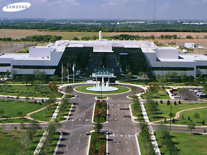 Fábrica da Samsung em Austin, Texas