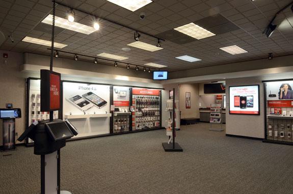 Nova loja da Verizon Wireless