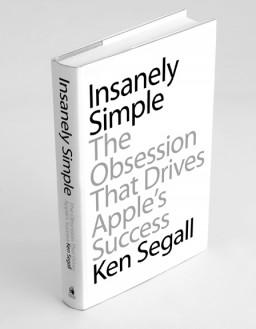 Livro Insanely Simple, de Ken Segall