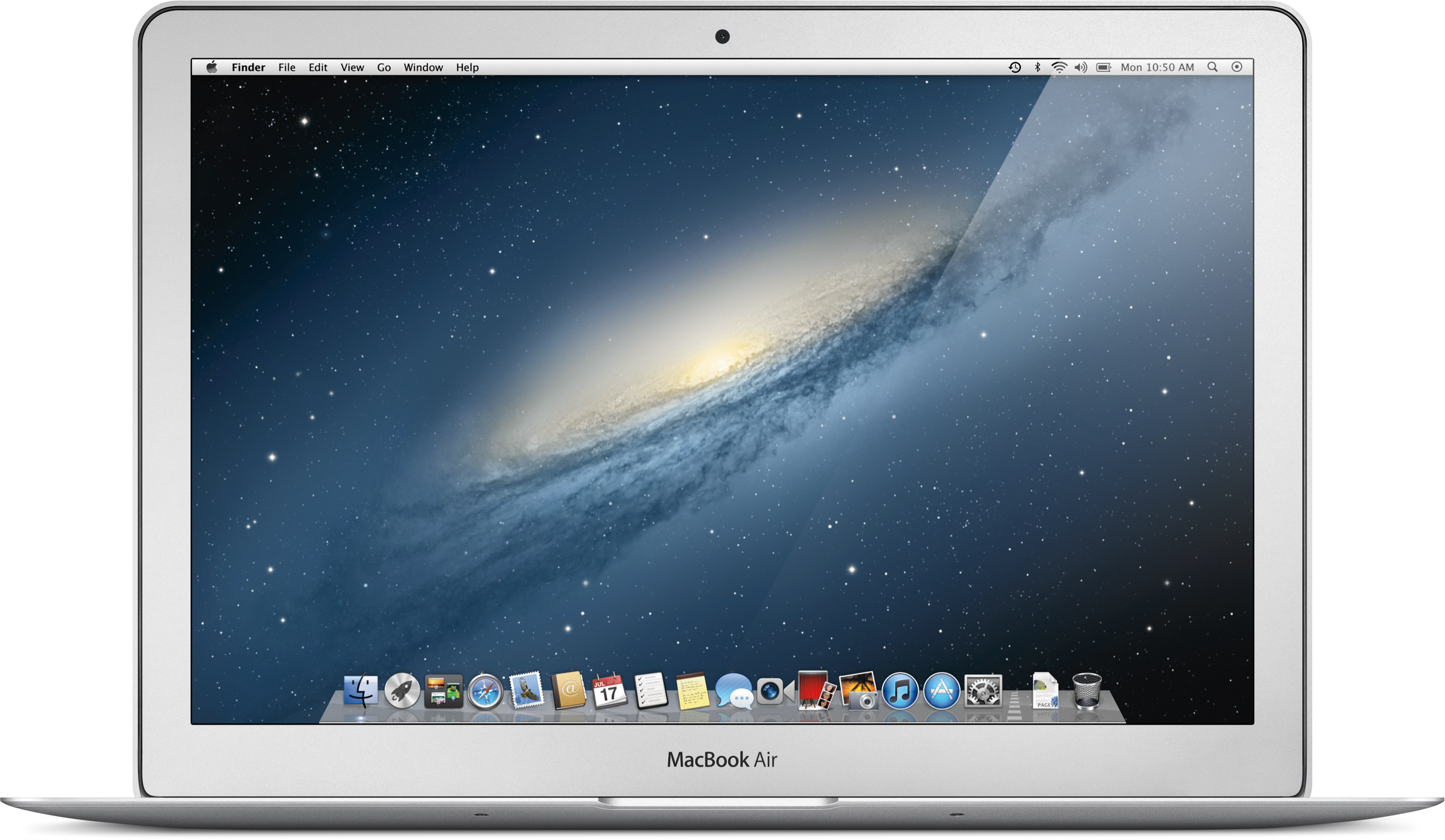 OS X Mountain Lion no MacBook Air