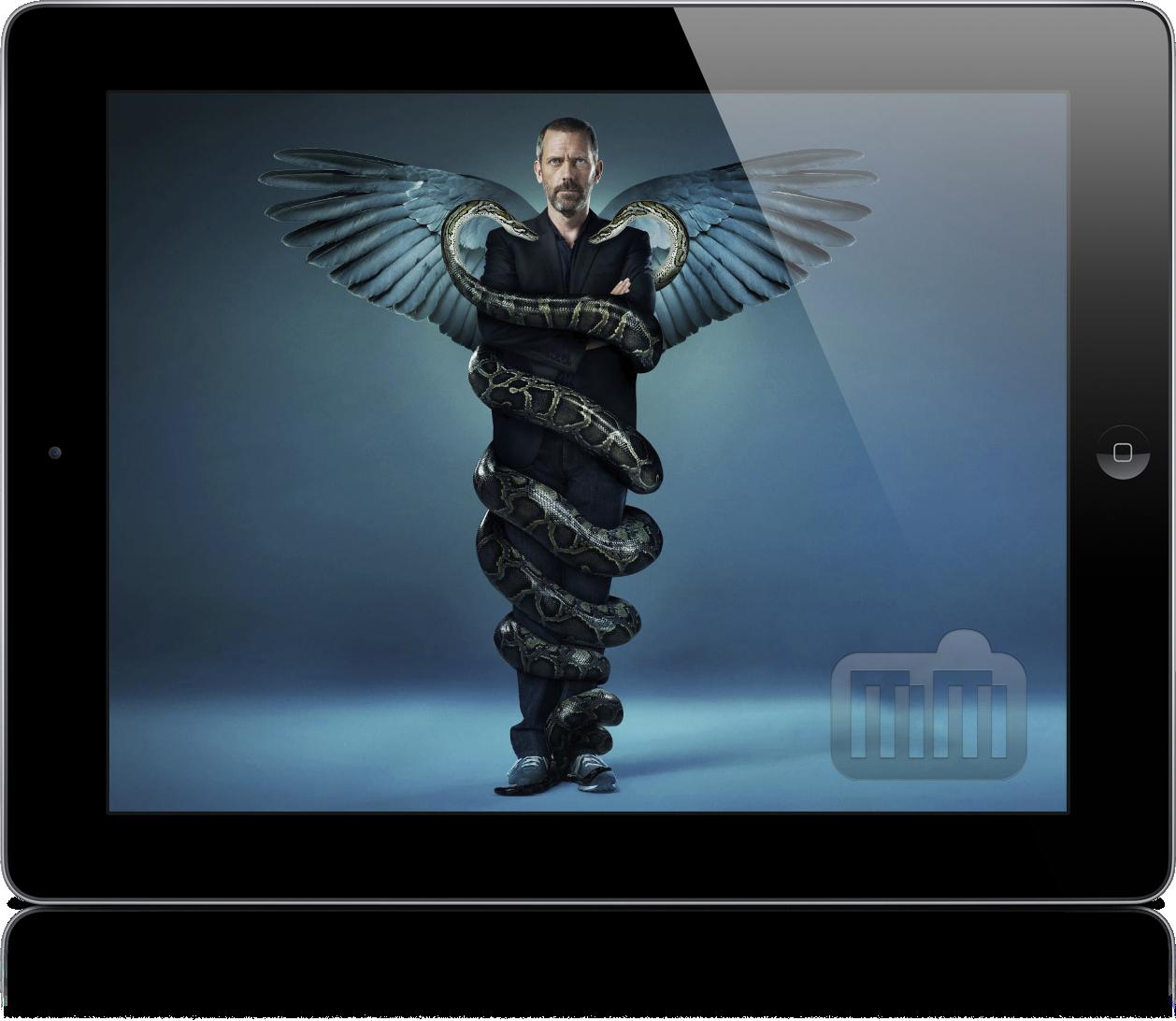 House M.D. em iPad