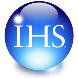 Logo da IHS