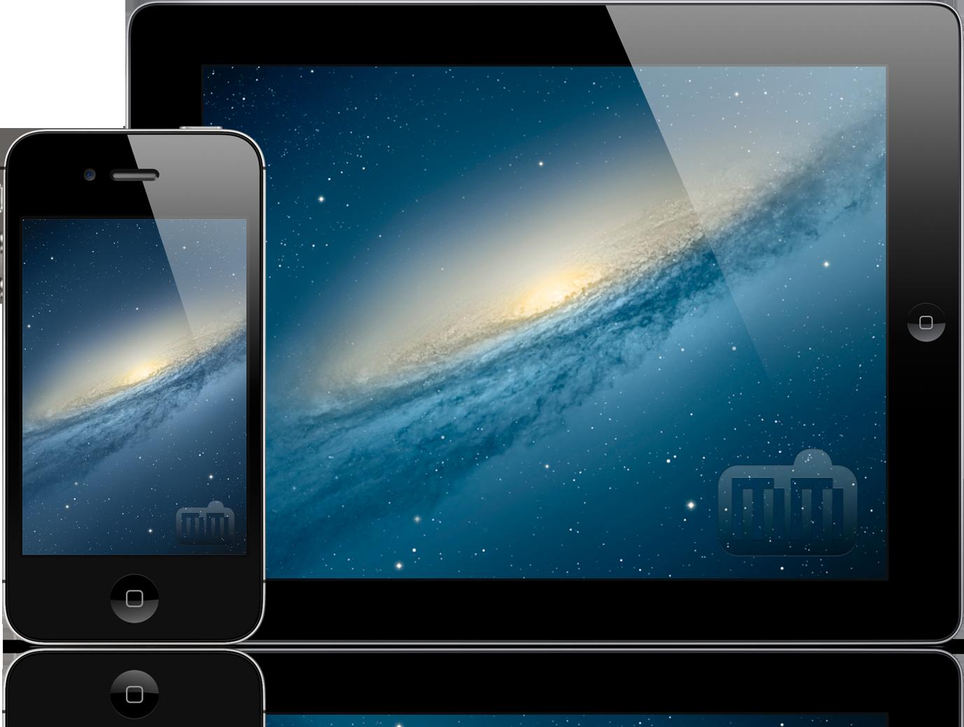 Wallpaper do OS X Mountain Lion em iGadgets