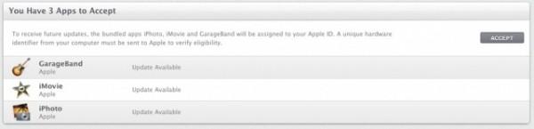Atualização de software - OS X Mountain Lion