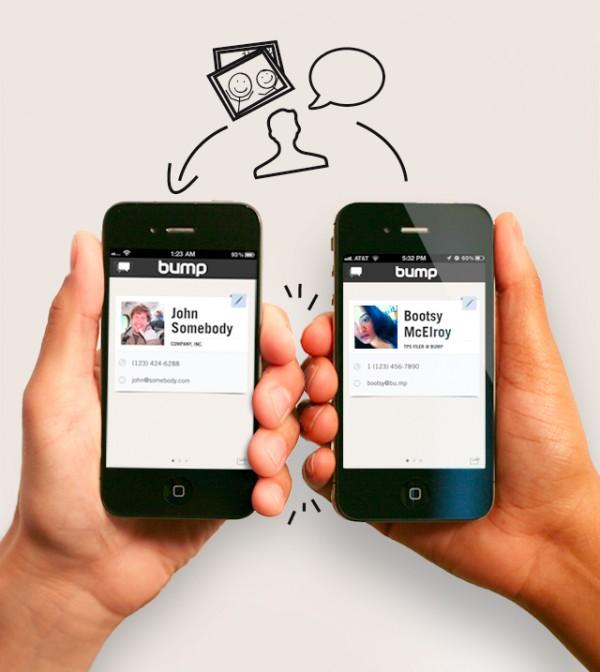 Bump - iPhones