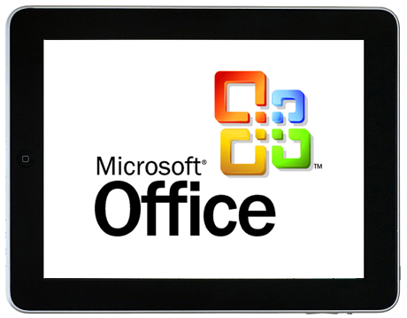 Microsoft Office no iPad
