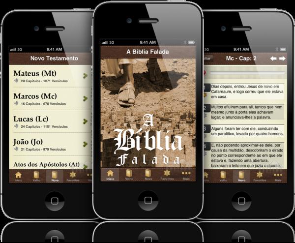 Bíblia Falada - iPhones