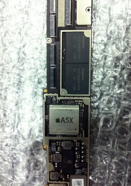 Chip A5X do iPad 3
