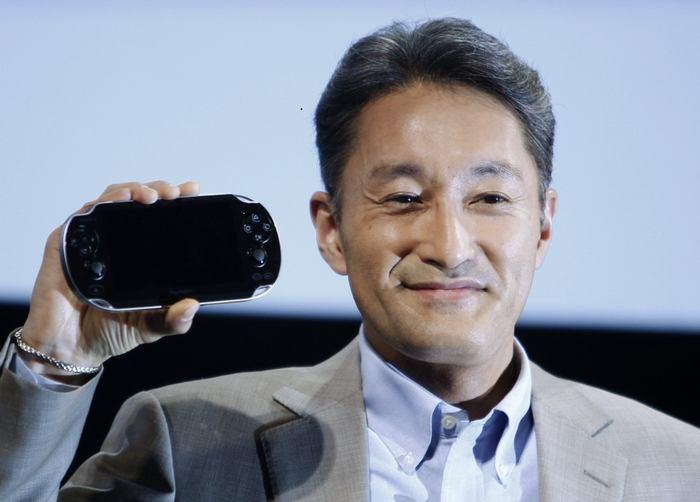 Kazuo Hirai, novo CEO da Sony
