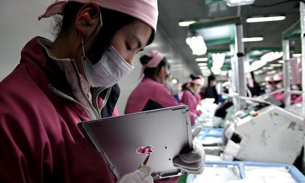 iFactory - Foxconn na China
