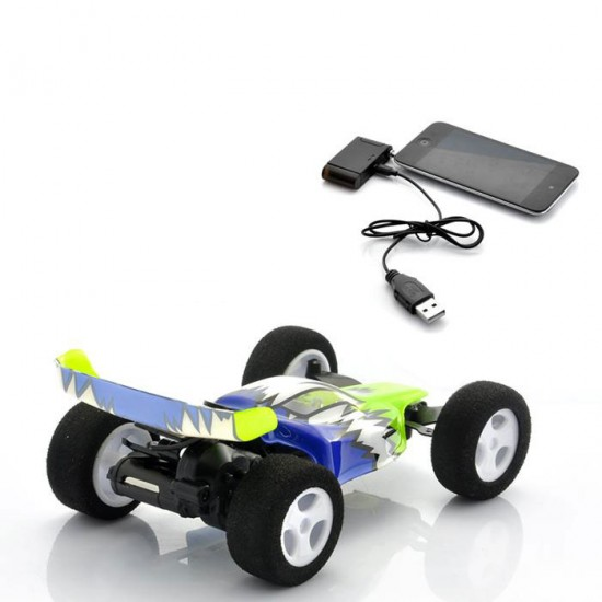 iPhone Controlled Stunt Car Racer