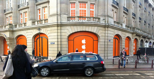 Apple Retail Store Holanda