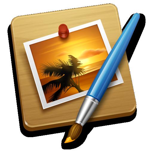 Ícone do Pixelmator