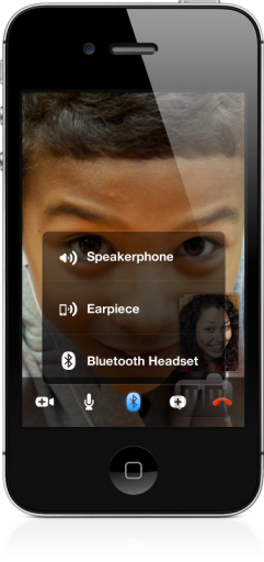 Skype 3.7 no iPhone