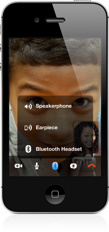 Skype 3.7 no iPhone