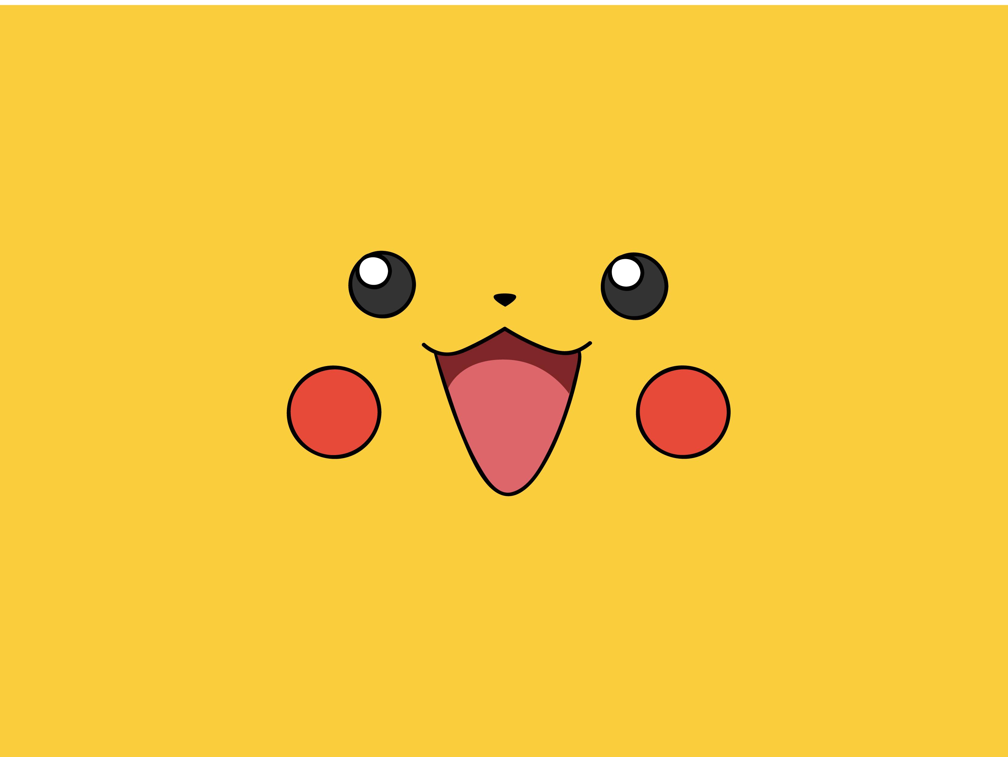 Wallpaper - Pikachu